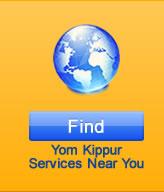 Find Yom Kippur Services